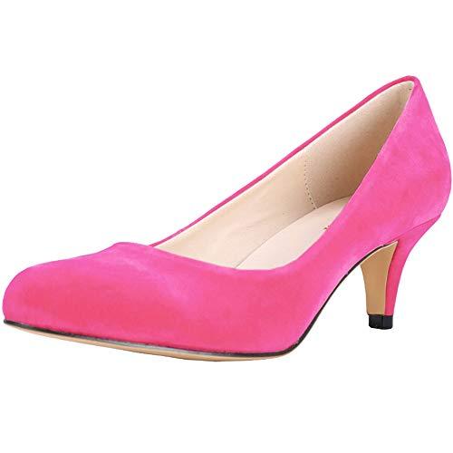 de EU Danse 1VE Salon Rose Femme 5 Renly 36 Rouge Rouge Ni332 EPwSZt
