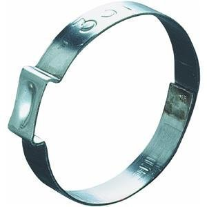 Keystone Clamp - Twenty (20) KS 3271 (09P10) Keystone - Murray Pinch Crimp Stainless Clamps 1-1/16 for use with 3/4
