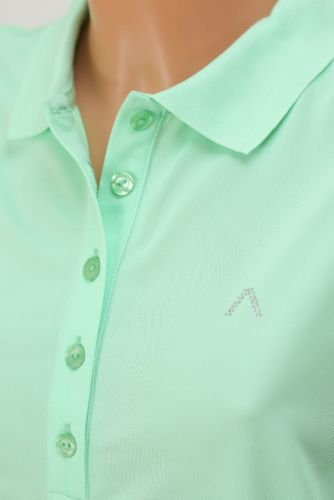 Alberto Sharry Cooler Polo Femme Vert