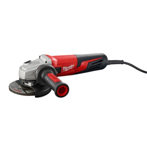 Milwaukee 6117-33 5-inch Small Angle Grinder Slide Switch, Lock-on (Small Slide Lock compare prices)