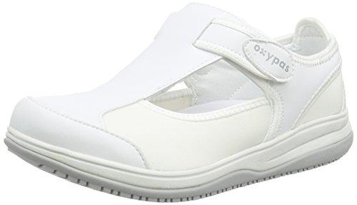 OXYPAS Candy - Calzado de protección Mujer White (White - White)