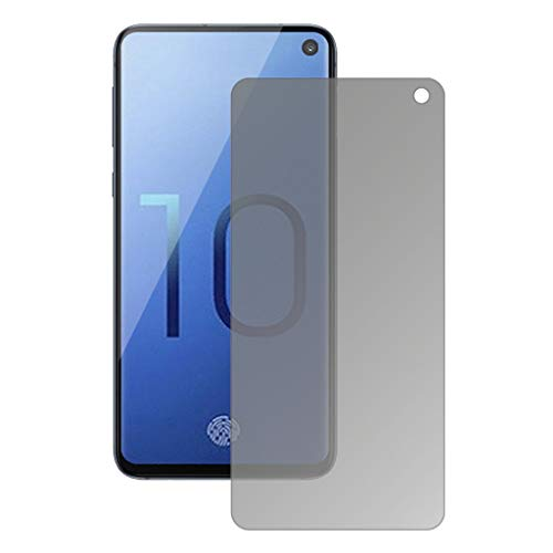 - Chartsea Compatible Privacy Full Screen Protector Anti-See Tempered Glass for Samsung Galaxy S10 6.1 inch (A)