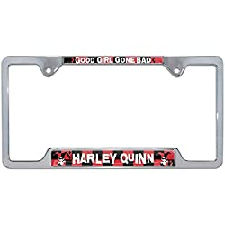 317V3NPs%2BfL._AC_UL250_SR250,250_ Harley Quinn License Plate Frames