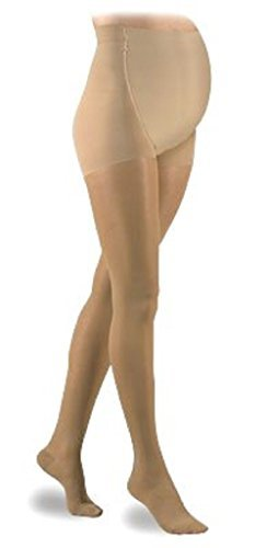 BSN Medical/Jobst H2903 Activa Sheer Therapy Stocking, Maternity, 15-20 mmHg, Nude, Size C, Pair