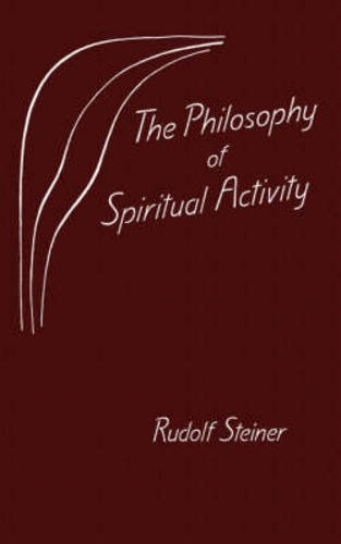 Free The Philosophy of Spiritual Activity
