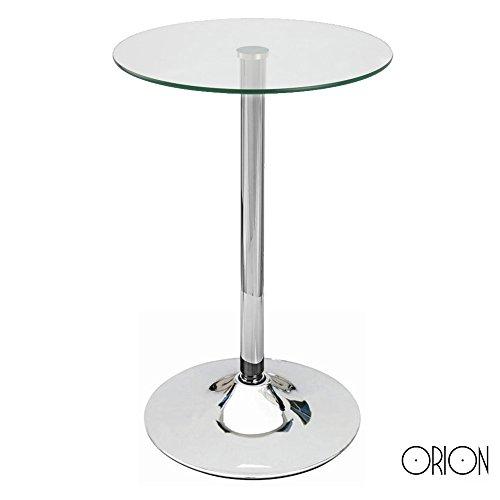 (Modern Home Contemporary Glass Top Bar)