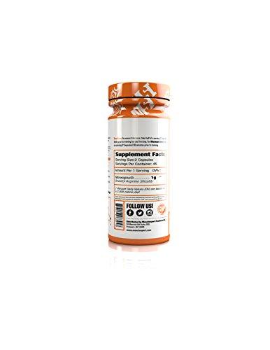 Nitrosigine® 90 Capsules 1000mg/serving