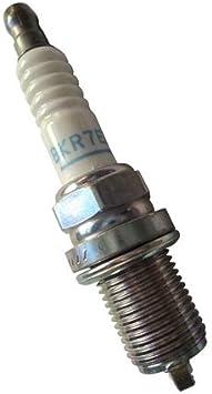 NGK BKR7EKU 5881 Standard Spark Plug Pack of 5 Replaces C6VPYC OE129 K22TNR-S