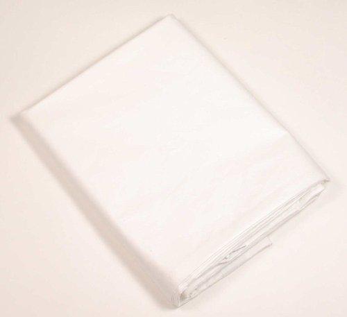 Teen Bean Body Pillow Hypoallergenic - White - 54 in. Length