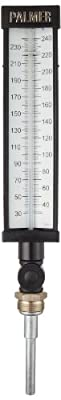 Palmer Plastic Economy Industrial Thermometer