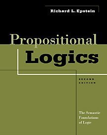 Propositional Logics: The Semantic Foundations of Logic