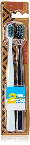 Kit 2 Unid Escovas Dentais Ultra Soft 9116, Klin