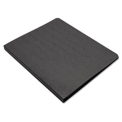 PRESSTEX Cover Grip Punchless Binder, 5/8'''' Capacity, Black, Sold as 1 Each