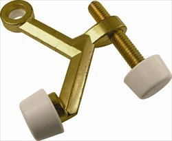 Belwith/Hickory Hardware PBH3013-PB Door Stop - Polished Brass