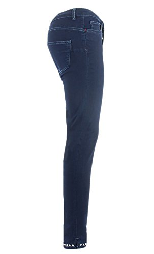 JA72R1BLU Twin set My twin Jeans Donna