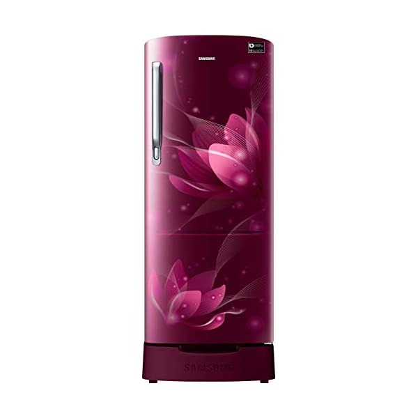 Samsung 192 L Refrigerator 4 Star with Base Stand