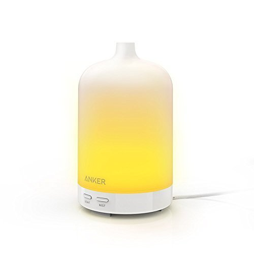 Anker Aromatherapy Ultrasonic Humidifier Multi Color