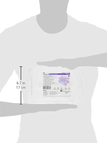 3M Tegaderm Silicone Foam Border Dressing, 4'' Square by 3M (Image #3)