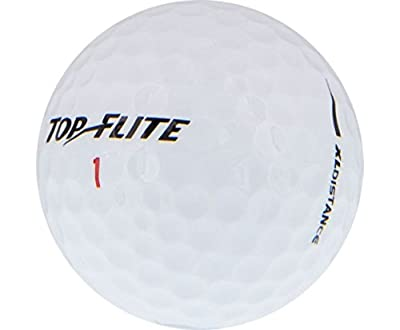 2pk Top Flite XL Distance Golf Balls - White - 36 Balls by Top Flite
