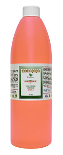 Rosehip Oil – 100 Pure Natural Seed Oil Cold Pressed 16 oz Face Skin Unrefined Premium Grade Egypt Origin And odor is Different From Chile