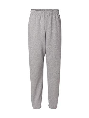 Jerzees 8 oz. NuBlend 50/50 Open-Bottom Sweatpants
