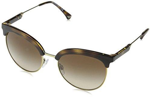 EA4102 Gold 502613 Emporio Pale Sonnenbrille Dark Armani Havana SFEFx0Y