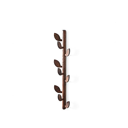 Tree solid wood hanger,Entrance bedroom simple clothes rack