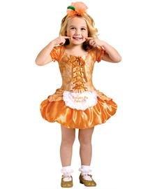 Toddler Pumpkin Cutie Pie Costumes (Infant/toddler Pumpkin Cutie Pie Costume (Small-24/2T))