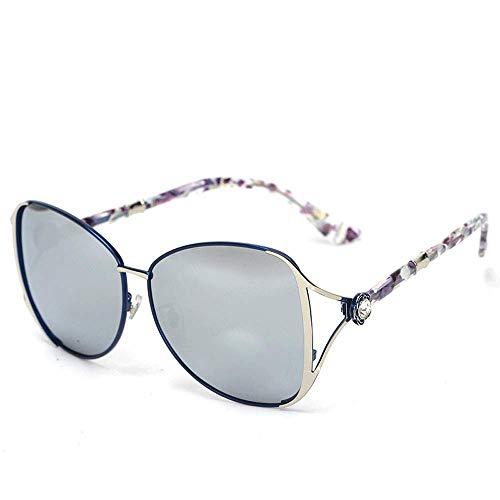 Grosse Boîte Novopus Soleil Métallique Violet Lunettes Polarisant des Des De Ultra Paragraphe Soleil Femme Léger 8r8XzSpx