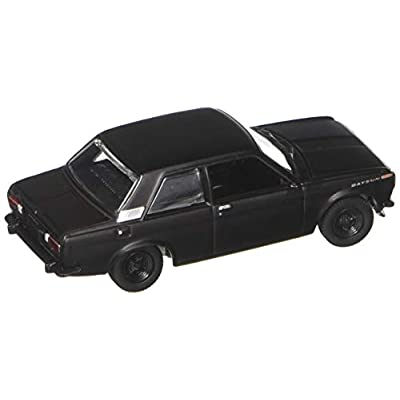 Greenlight 1:64 Black Bandit Series 19 - 1968 Datsun 510 Die Cast Vehicles: Toys & Games
