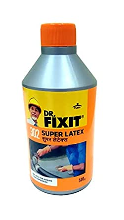 Dr Fixit 302 Super Latex 500g: Amazon in: Industrial