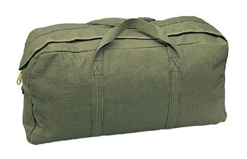 Rothco Canvas Tanker Style Tool Bag - Olive Drab (Tool Bags Canvas compare prices)
