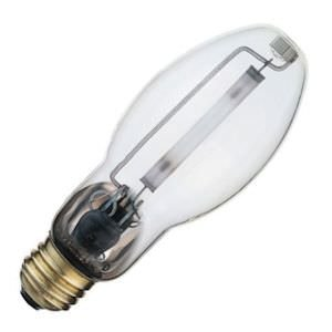 - Satco S3130 2100K 35-Watt Clear Medium Base ED17 High Pressure Sodium Lamp