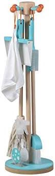 LINE Putzset Holz 7tlg // LINE Cleaning Set MOOVER Toys