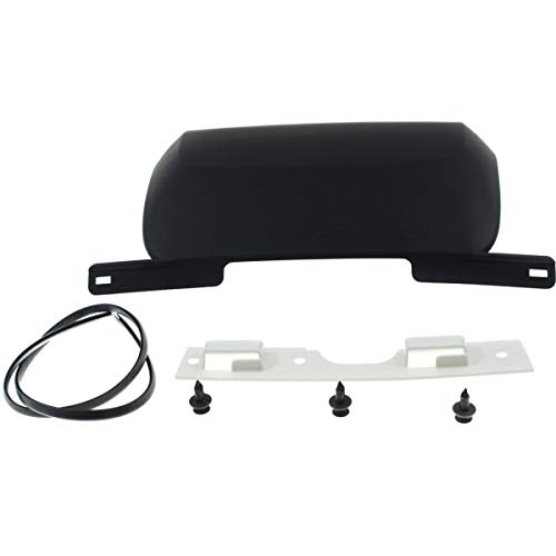 New Trailer Hitch Cover Prime For 2007-2014 Chevrolet Tahoe And GMC Yukon GM1129117