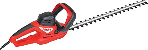 Electric Hedge Trimmer - 600w 62cm length with 20mm blade gap Hecht