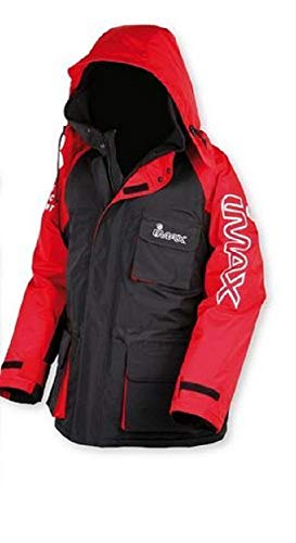 Thermo Fishing Jacket 100% Waterproof Wind Proof XL Imax New