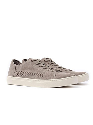 Lenox Sneaker Fashion Tan Suede Women's Braided Suede TOMS High Ankle Oxford qZp5AwY
