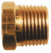 "Coilhose B20604-dl Brass Reducing Bushing, 3/8""mpt X 1/4""fpt by COILHOSE PNEUMATICS"