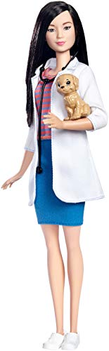 Barbie Careers Pet Vet Doll