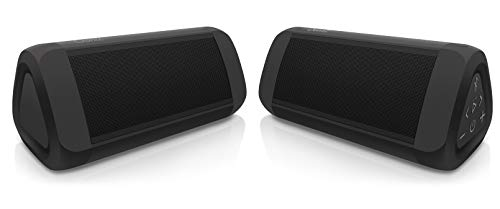 OontZ Angle 3 Ultra Dual - Portable Bluetooth Speakers, Two Speakers Edition, A Break Through in Stereo Music Systems, Big Bass, Loud Sound, 100 Ft Wireless Range, Speakers by Cambridge SoundWorks