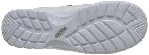 Cherokee Women's Robin Work Shoe, White, 9.5 M US by Cherokee (Image #3)