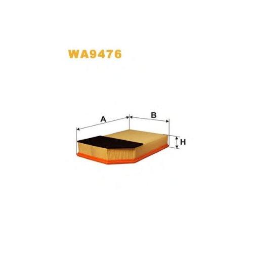 Wix Filter WA9476 Air Filter: