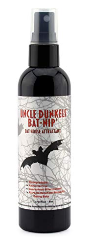 Uncle Dunkels Bat Nip', Bat House Attractant, Lure, Scent