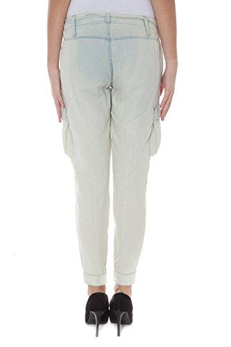 P170906147823W SEAGUL Capri Mujer Phard Azul Jeans 1750 ORqTTn6