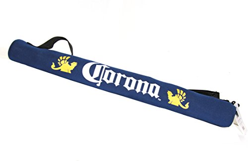 Corona Cooler Stick Holds 6 Cans, Corona Shoulder Strap Cooler, Keeps Beverage Cold and Refreshing (1, - Mills Grass Saw