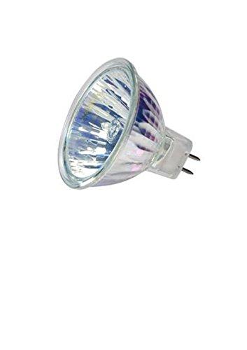 Philips 406009 Landscape and Indoor Flood 50-Watt MR16 12-Volt Light Bulb, 6-Pack