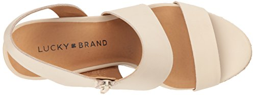 Lucky Sandal Brand WoMen Tan Sandshell Lowden Lk Wedge 6qZ6Axwfr