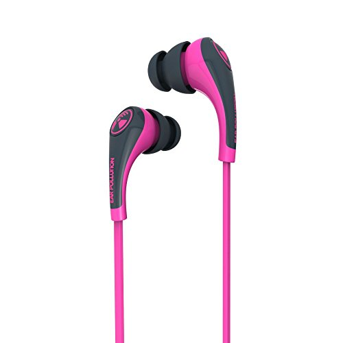 Headphones Plugz Earbud Earpollution (iFrogz Earpollution Plugz Audio Earbuds - Hot Pink)