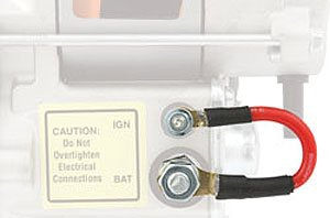 Quickcar Racing Products 50-2002 Starter Solenoid Jumper